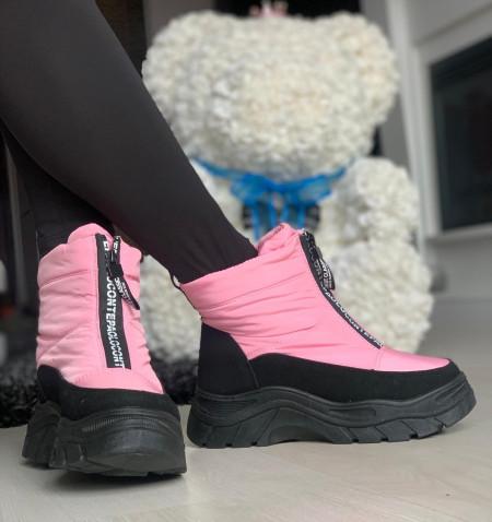 Ghete cod: 20215 Pink