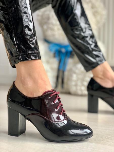 Pantofi Cod: 1023-2 Wine