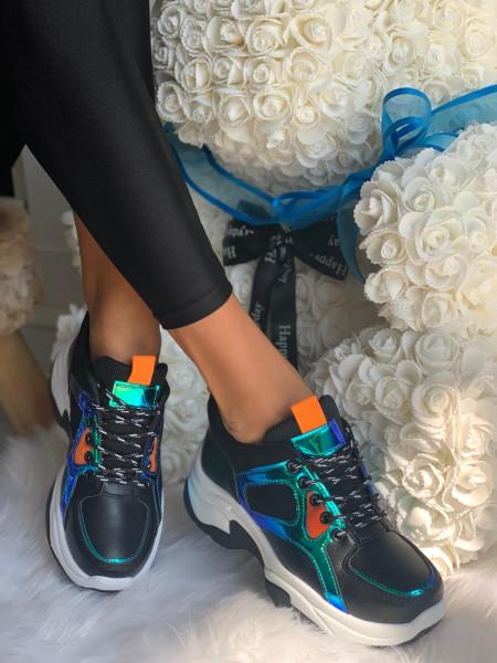 Pantofi sport cod: CB-19055 Black