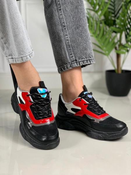 Pantofi sport cod: X2881 BLACK