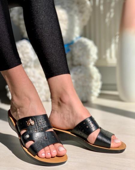 Papuci Dama cod: LVE-1 BLACK