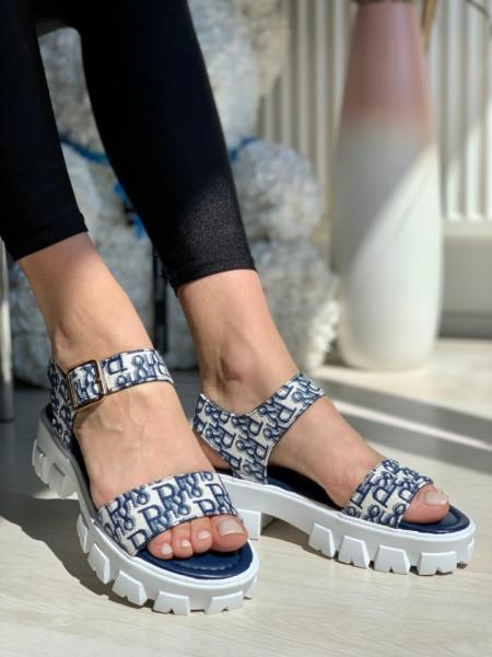 Sandale cod: 1120 BLUE