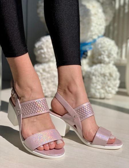 Sandale Dama Cod: W102 Pink