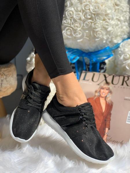 Pantofi sport cod: T-08 Black
