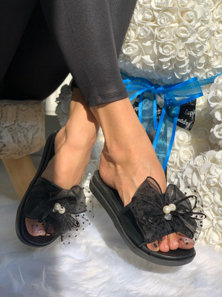 Papuci cod: Eda 2 Black