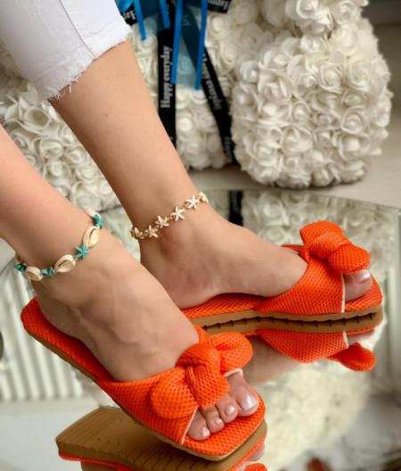Papuci Dama cod: 888 Orange