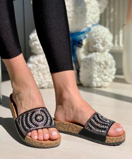 Papuci Dama cod: A-5 BLACK