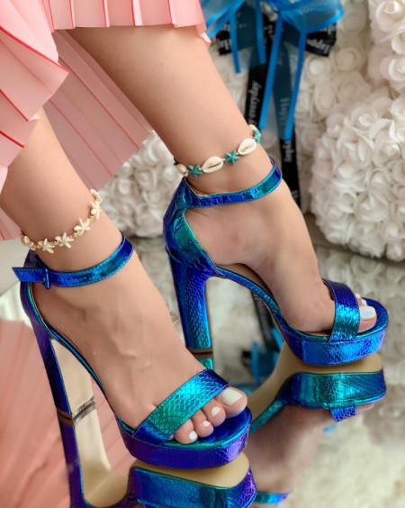 Sandale Dama Cod: YES-3519-7 Blue