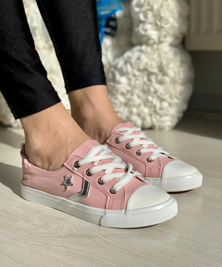 Tenisi cod: H2151 Pink/Silver