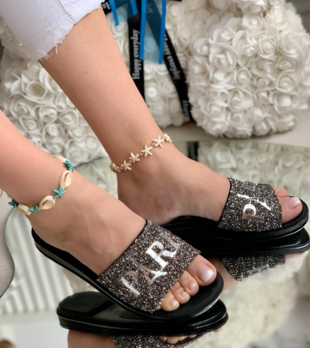 Papuci Dama cod: 01 Prs Silver