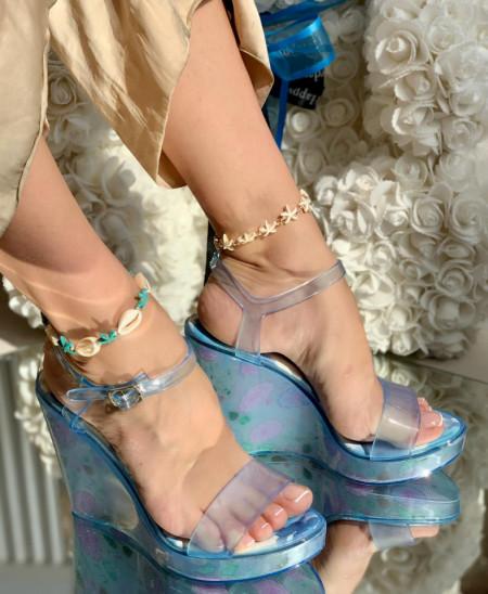Sandale cod: LS1608 Blue
