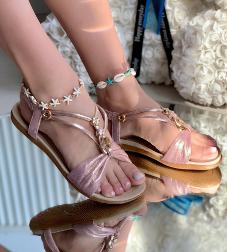Sandale Dama Cod: 102 Pink