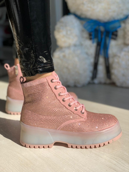 Ghete cod: K156 Pink