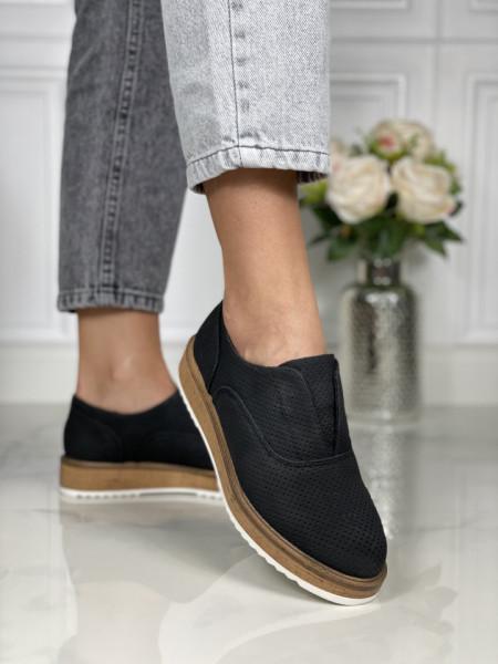 Pantofi Casual Cod: GZ8606-3 Nero