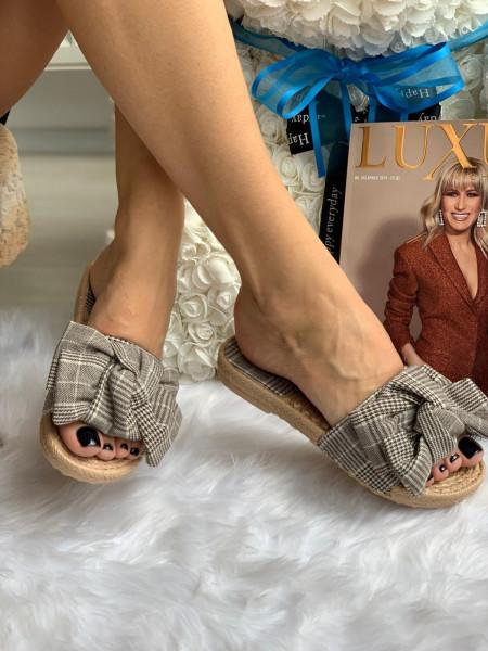 Papuci cod: MM24-2 Beige
