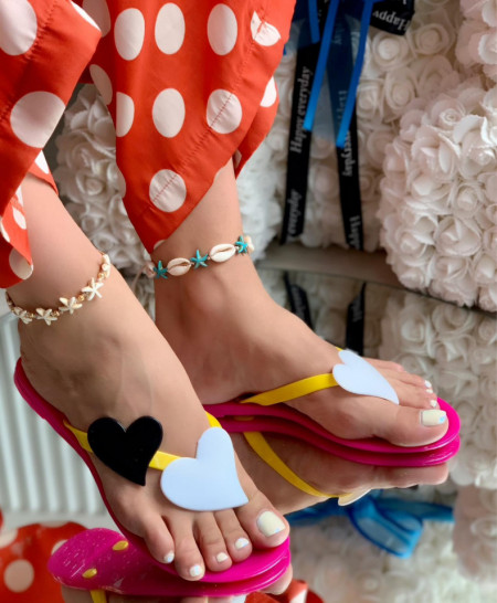 Papuci Dama cod: 009 Pink