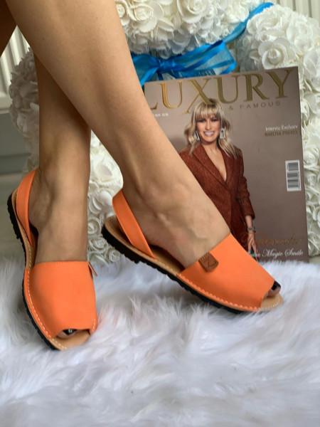 Sandale cod: Y603 Orange