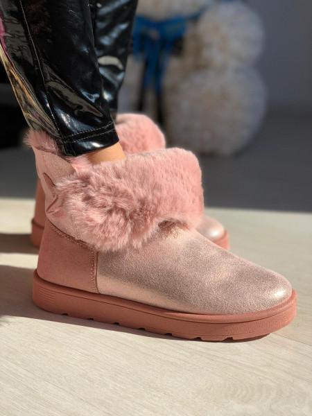 Ghete UGG cod: BJ612 Pink