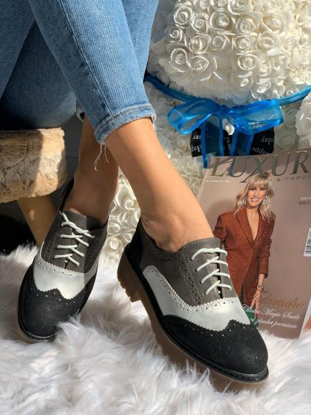Pantofi cod: GQ20 Black