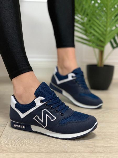 Pantofi Sport Cod: 823-1 Navy