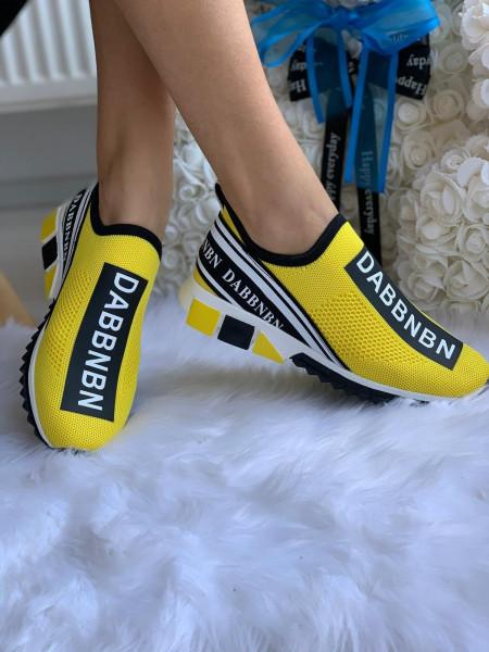 Pantofi sport cod: H310 Yellow