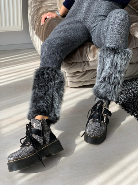 Pantaloni cod: 9090 Grey