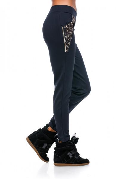 Pantaloni Cod: P 06 Blck