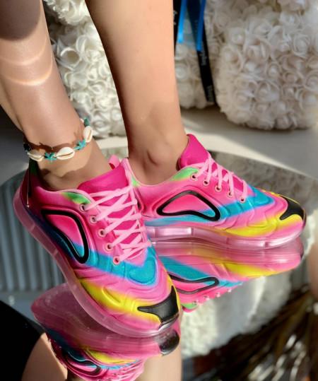 Pantofi Sport Cod: 111 Pink