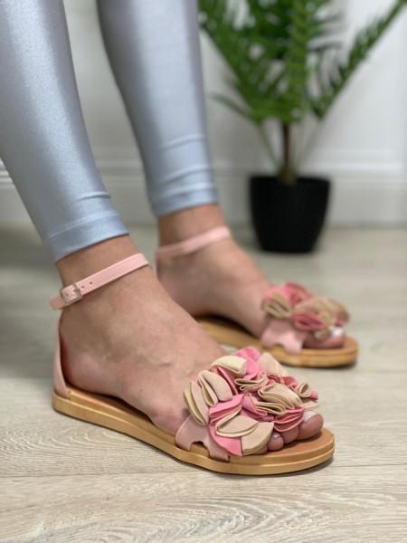 Sandale cod: EDA 50 PINK/B