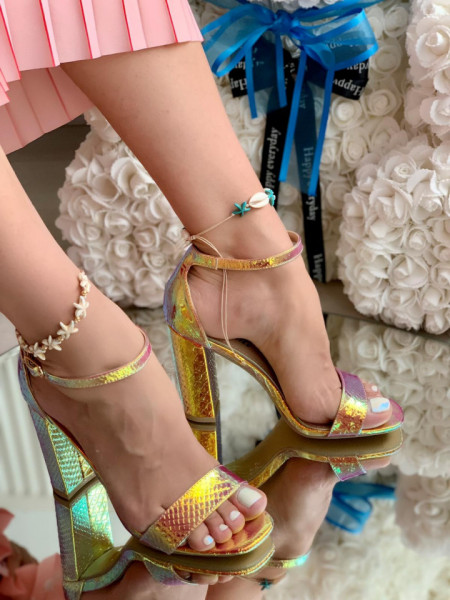 Sandale Dama Cod: YES-998A Gold
