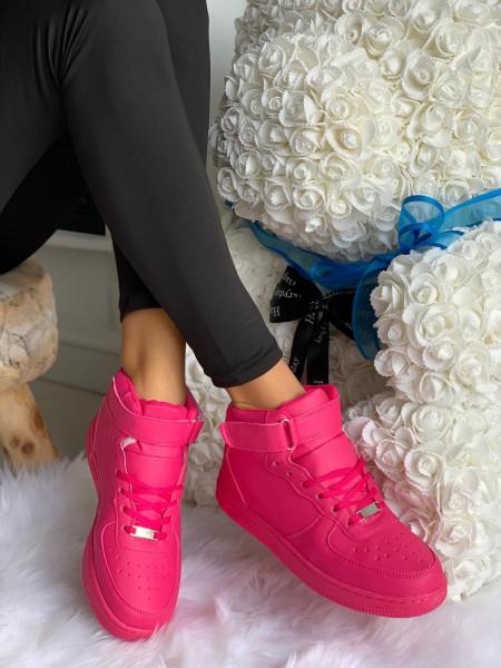 Adidas gheată cod: F1551-3 Fuchsia