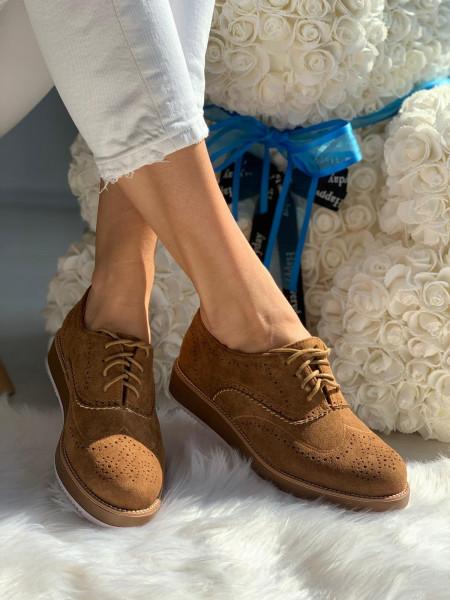 Pantofi cod: SCD-8 Camel