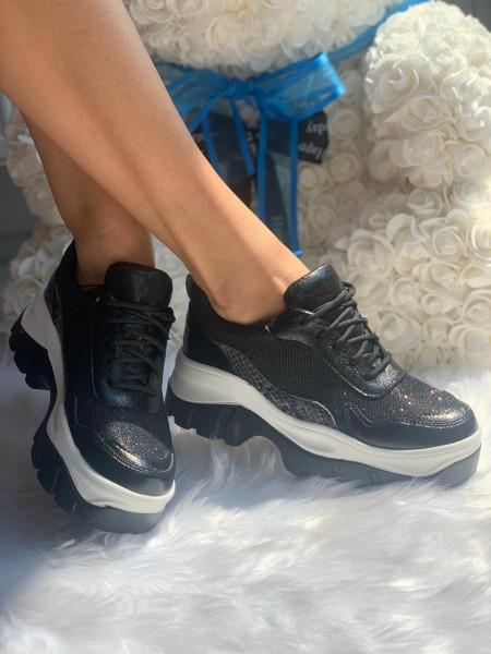 Pantofi sport cod: CR-32 Black
