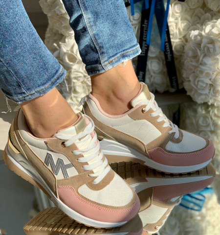 Pantofi Sport Cod: LDLJ-53 Camel