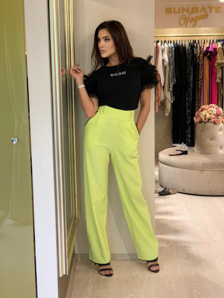 Pantaloni Dama cod: FASHION GREEN