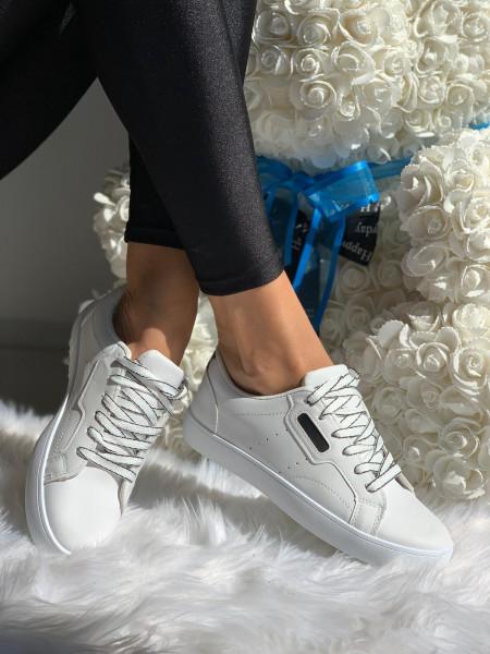 Pantofi sport cod: BO-250 White/Black
