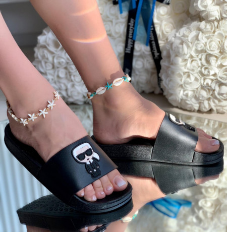 Papuci Dama cod: 06 Karl Black