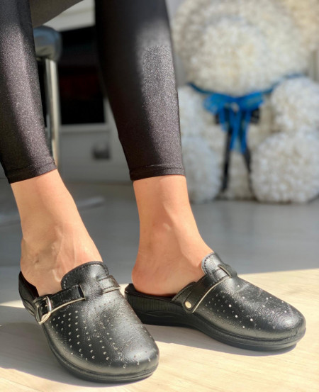 Papuci Dama Cod: 112 Black