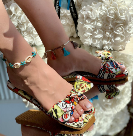 Papuci Dama cod: 2905 Colour