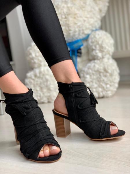 Sandale Cod: 0550-1 Black