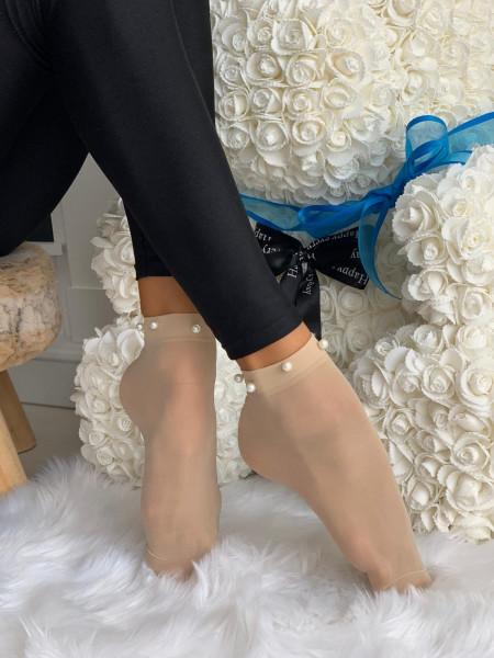 Șosete cod: Eda Fashion Beige
