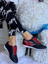 Adidas Cod: 998 Black/Red