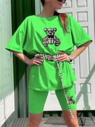 Compleu Dama Cod: 5289 Green