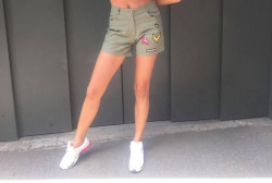 Pantaloni Cod: 1 Short Green