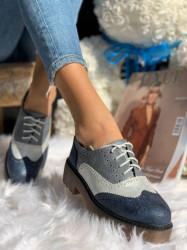 Pantofi cod: GQ20 Blue