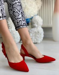 Pantofi Dama cod: 198-37 Red