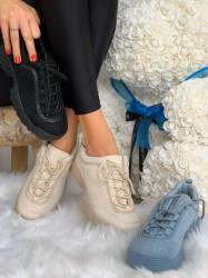 Pantofi sport cod: B-6837 Beige