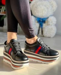 Pantofi Sport Cod: BO-16 Black