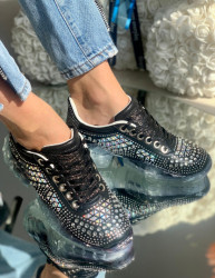 Pantofi sport cod: RT705 Nero