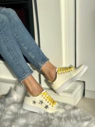 Pantofi Sport Cod : V-3 Yellow